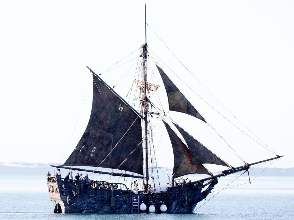 Вышел трейлер Пиратов Карибского моря 5 - Korrespondent.net