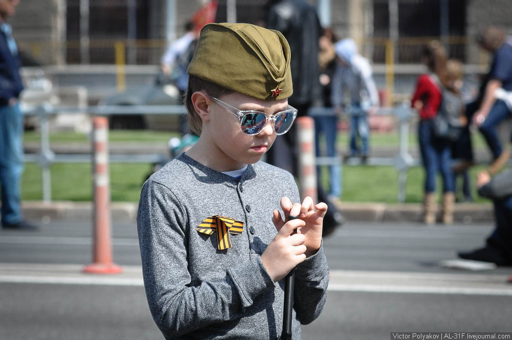 Парад Победы 2015
