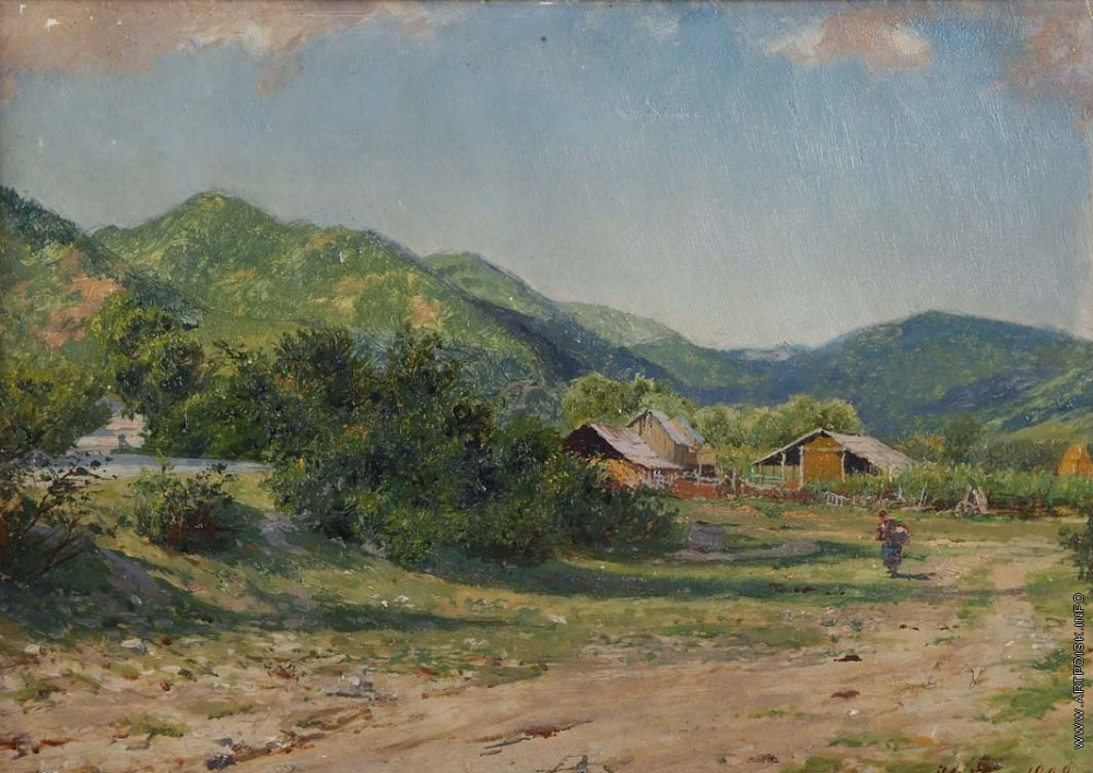 Байдарская долина 1902.PNG