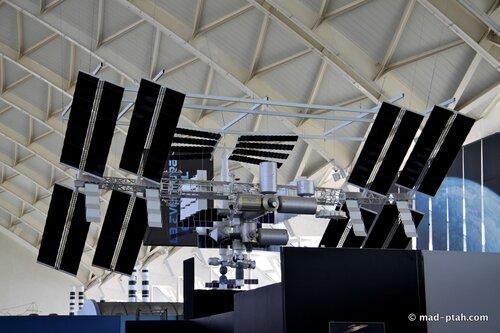 валенсия, испания, космическая станция, музей науки