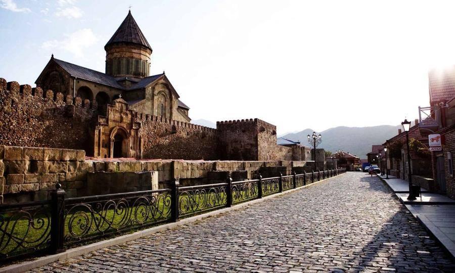20. Мцхета — древняя столица Грузии.