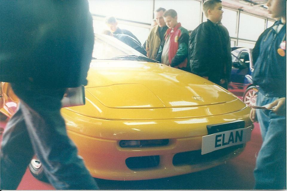 Московский автосалон 1998 года