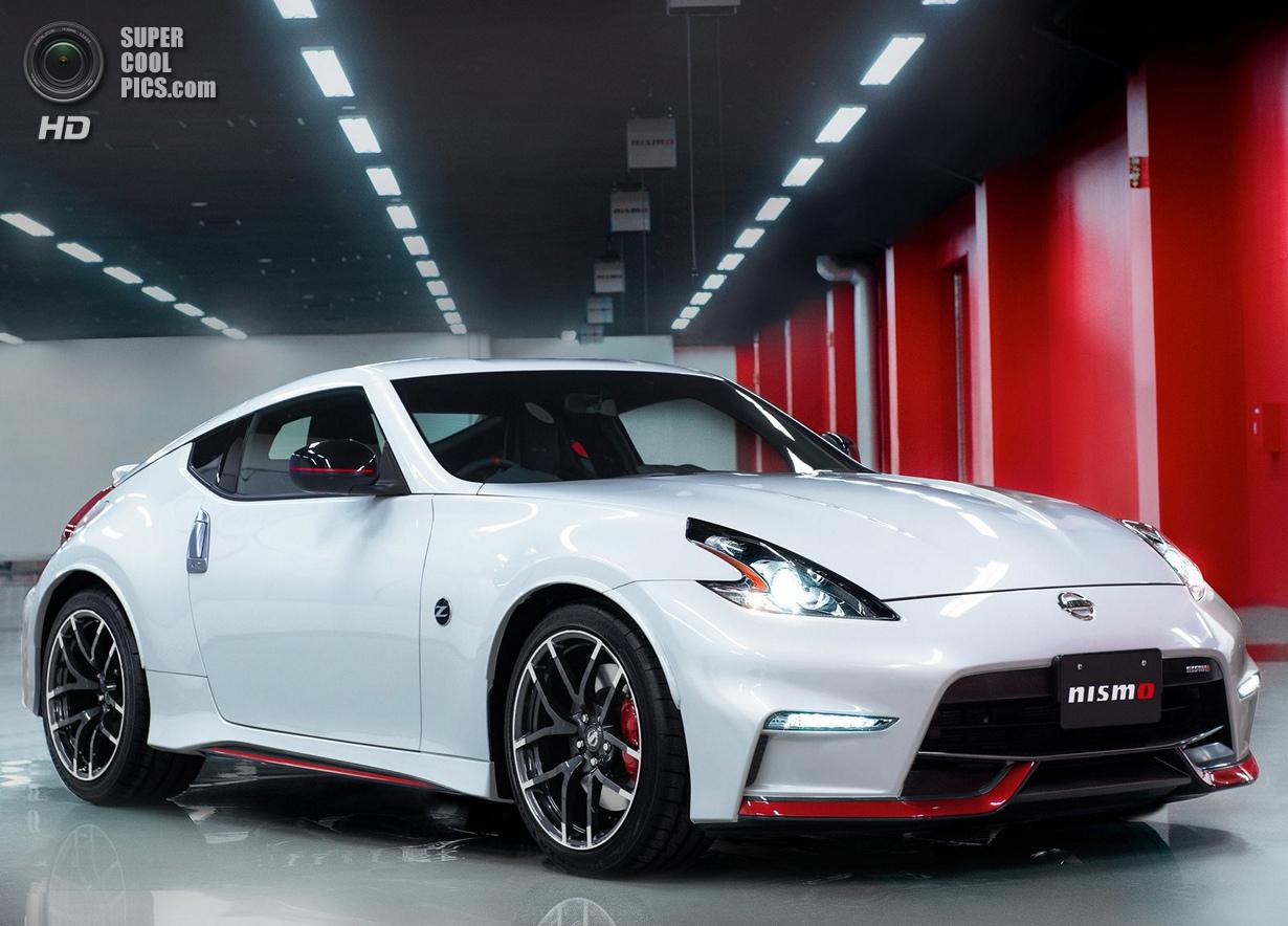 Nissan 370Z в новой спортивной обработке (19 фото)