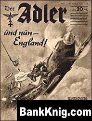 Книга Der ADLER  № 14 - 9 июля 1940