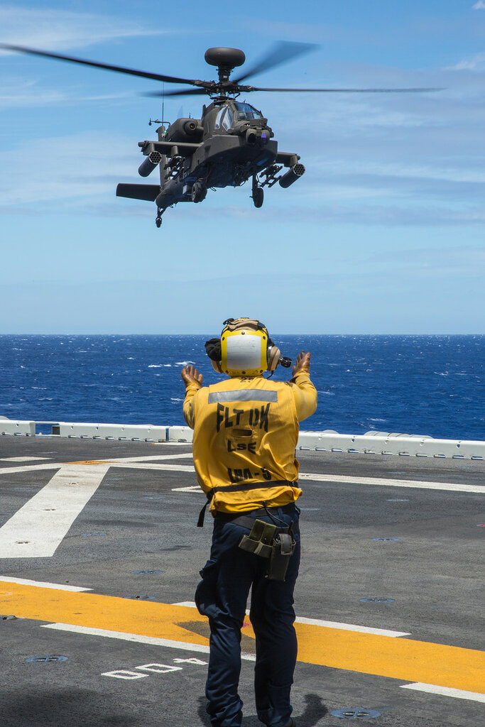 AH-64E Guardian_25th AviationReg., 25th CombatAviation Brig._LHA 5 Peleliu_PAC_20140719_3RIMPAC 2014