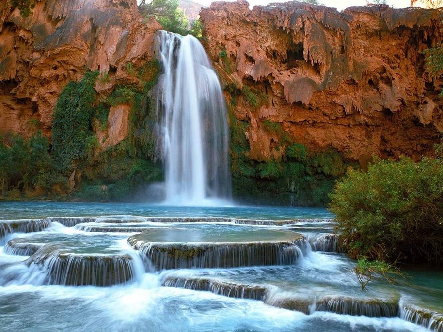 Водопад Хавасу 1