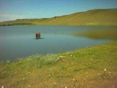 Самодельная микро ГЭС