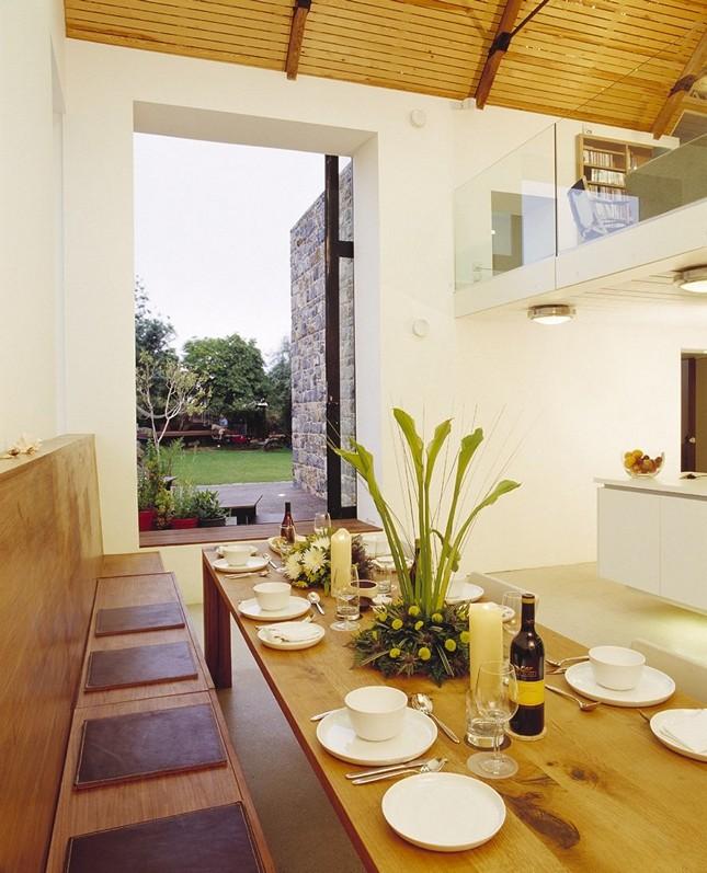 Дом с интересным названием La Concha на острове Гернси