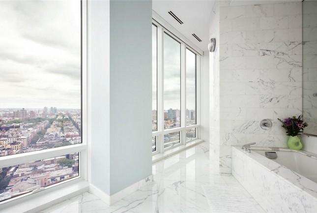 Пентхаус с роскошным видом на Манхэттен