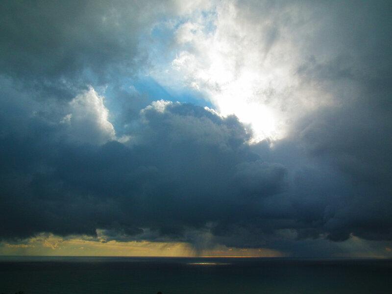 Небо над Чёрным морем