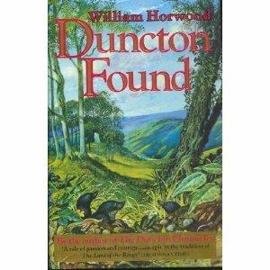 Данктонский лес. Обложка.