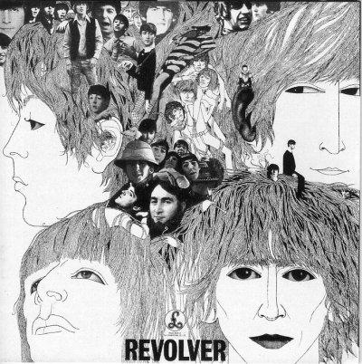 Седьмой альбом группы The Beatles - Revolver