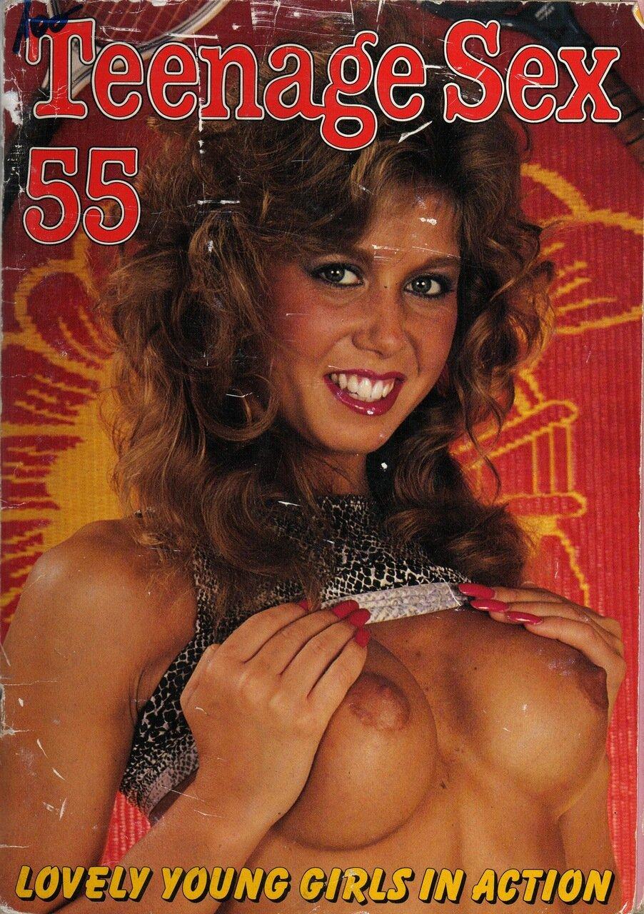 Magazines Teenage Sex # 055 (1988)