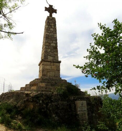 памятник в честь победы