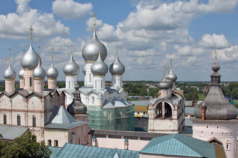 Древние города России. Ростов Великий