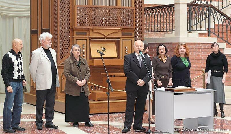 Триеннале гобелена в «Царицыно»