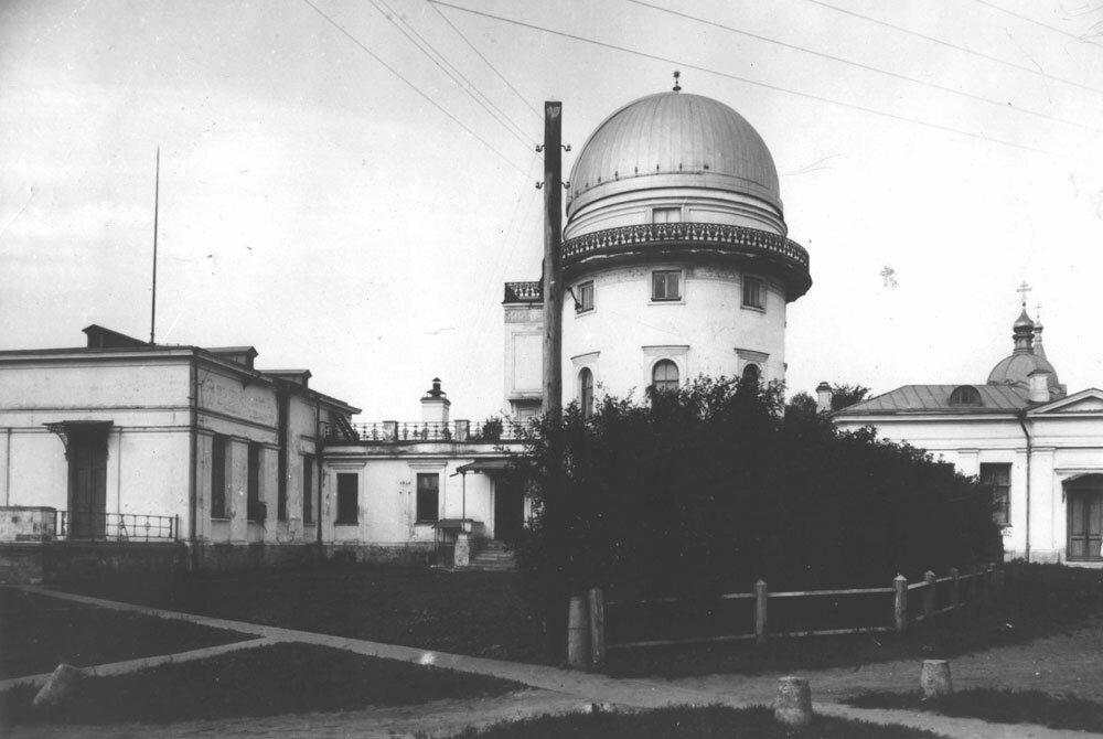 Обсерватория на Пресне