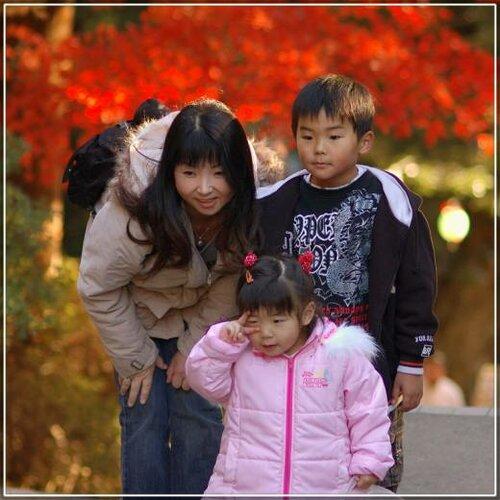 День матери в Японии.