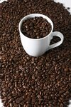 растровый клипарт кофе