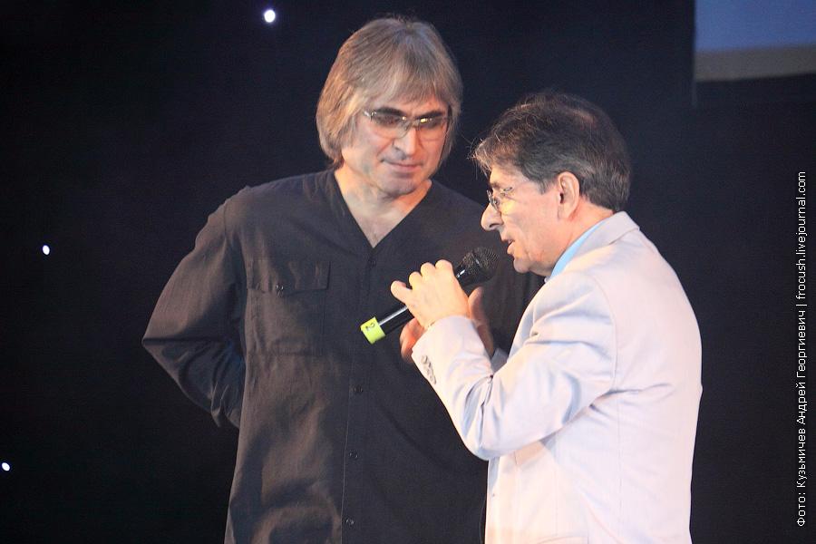 Бекхан Барахоев и Али Димаев