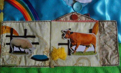 Развивающий коврик для детей... Волшебный игровой домик