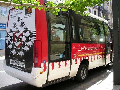 Схема движения этих автобусов: