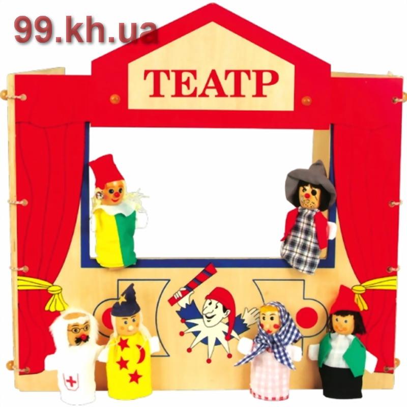 Кукольный театр своими руками на дому 100