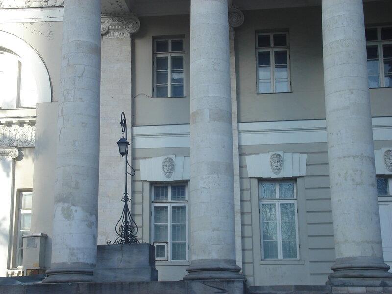 Градская больница - больница для бедных