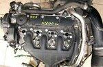 Двигатель RHR (DW10BTED4) 2.0 л, 136 л/с на CITROEN. Гарантия. Из ЕС.