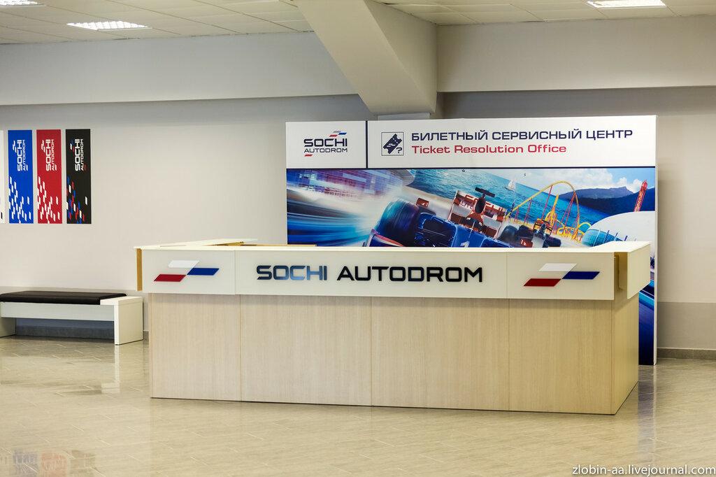 Автодром и автомобильный музей г. Сочи