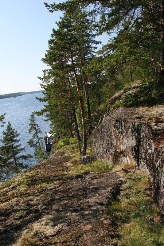 Онежские скалы