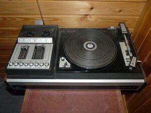 Мелодия-103М со снятой крышкой
