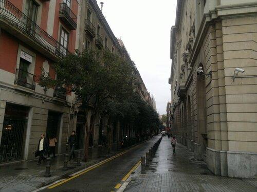 узкие улицы