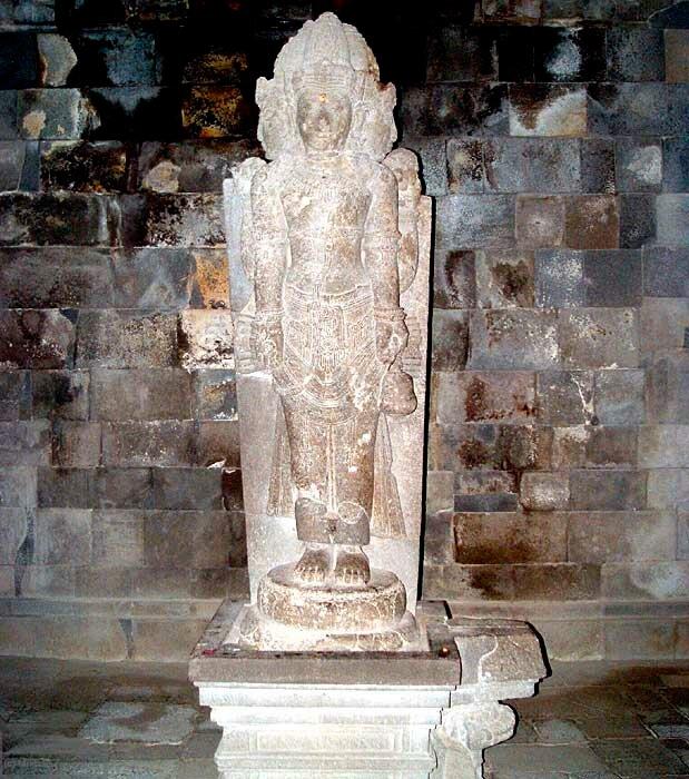 Статуя Агастьи