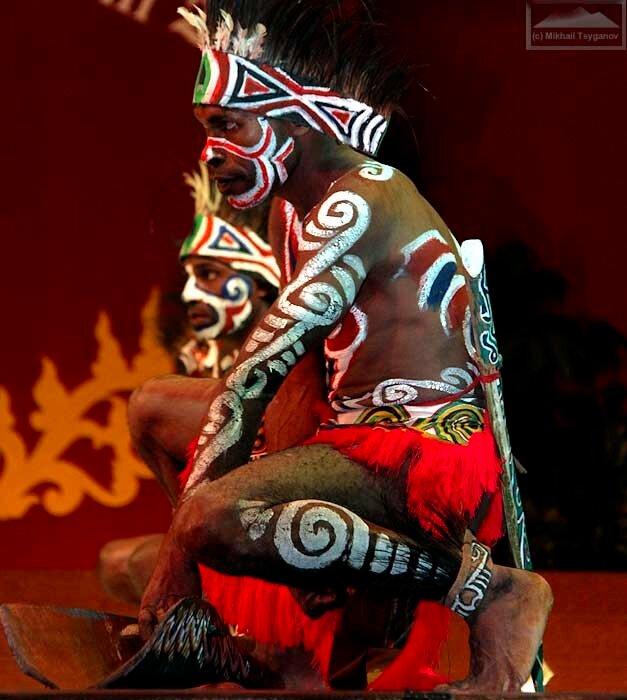 Иснекала (Зап.Папуа)