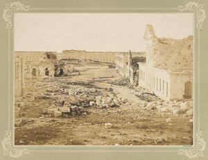 Руины Севастополя