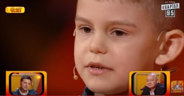 6-летний волжанин одержал победу денежный приз вшоу «Рассмеши комика»