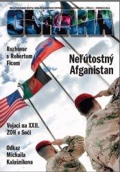 Журнал Obrana №2 2014