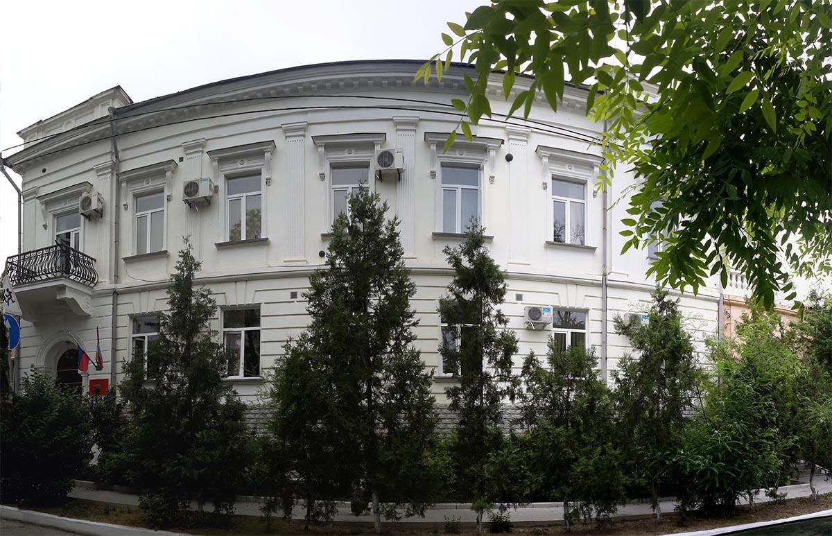 Здание Департамента образования