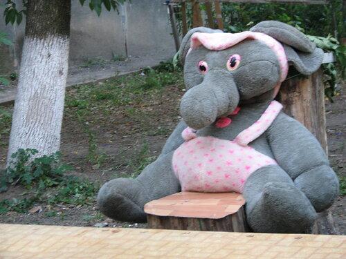 мягкая игрушка на радость детям