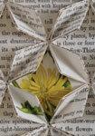 Панно из оригами Francisca Prieto