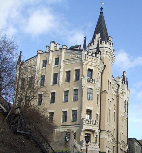 Замок Ричарда Львиное сердце.Фото mos-irina на Яндекс.Фотках