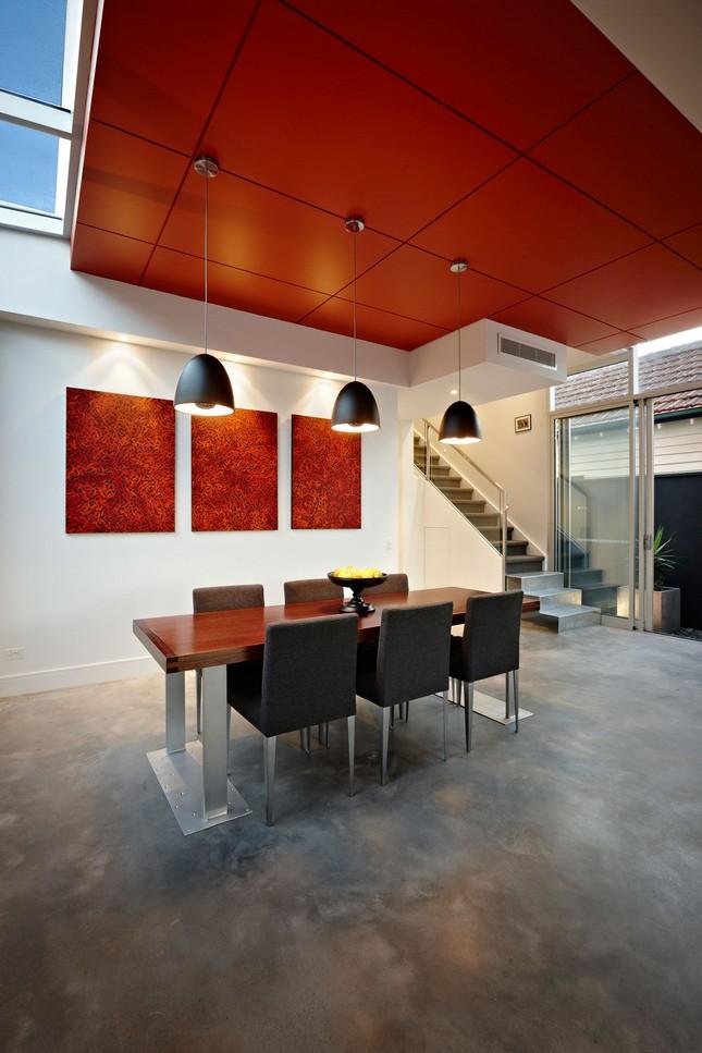 Смелый дизайн South Yarra House в Мельбурне