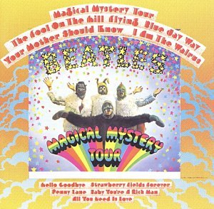 Девятый альбом группы The Beatles - Magical Mystery Tour