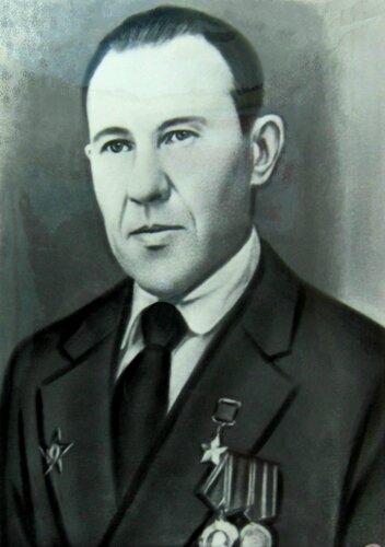 Петр Петрович Сергеев — Герой Советского Союза