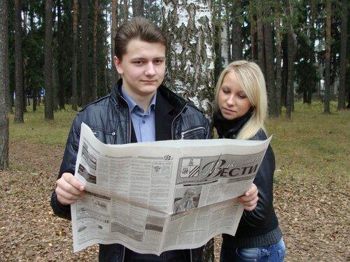 А вы выписали газету «Вести Максатихи»?