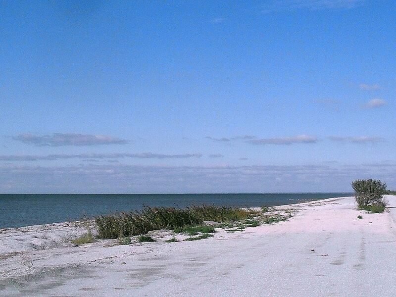 День осенний у моря