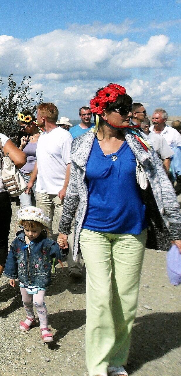 Атамань 2011, праздник, фольклор, 10 сентября,
