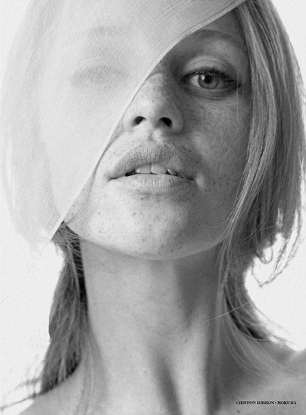 модель Синтия Дикер / Cintia Dicker, фотограф Clarence K