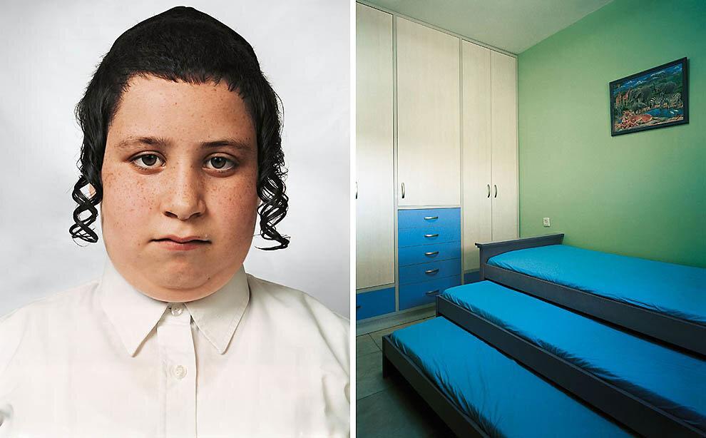 9-летний Цвика из Израиля.